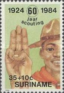 [The 60th Anniversary of Scouting in Surinam, Typ AUS]
