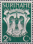 [The 75th Anniversary of Liberation of Slaves in Surinam and Paramaribo Girls' School Funds, Typ AV]