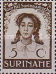 [The 75th Anniversary of Liberation of Slaves in Surinam and Paramaribo Girls' School Funds, Typ AW1]