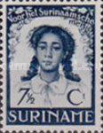 [The 75th Anniversary of Liberation of Slaves in Surinam and Paramaribo Girls' School Funds, Typ AW2]