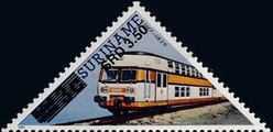 [Railway Locomotives Issue of 1991 Surcharged, Typ AWN2]