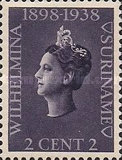 [The 40th Anniversary of Coronation of Queen Wilhelmina, Typ AX]