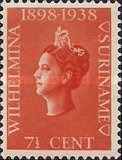 [The 40th Anniversary of Coronation of Queen Wilhelmina, Typ AX1]