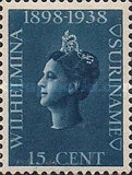 [The 40th Anniversary of Coronation of Queen Wilhelmina, Typ AX2]