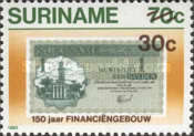 [The 150th Anniversary of Finance Building - Issue of 1983 Overprinted