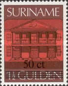 [Various Stamps Surcharged, Typ AYN]