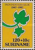 [The 40th Anniversary of Surinam Girl Guides, Typ AYZ]