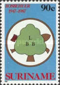 [The 40th Anniversary of Forestry Commission, Typ AZD]