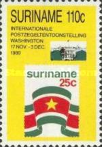 [International Stamp Exhibition WORLD STAMP EXPO '89 - Washington, USA, Typ BCW]