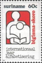 [International Literacy Year, Typ BDC]