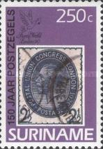 [The 150th Anniversary of the First Postage Stamp, Typ BDN]