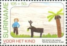 [Youth Welfare - Children's Drawings, Typ BEK]