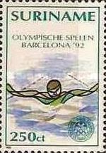 [Olympic Games - Barcelona, Spain, Typ BGN]