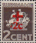 [Red Cross - Surcharged New Values, type BI]