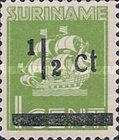 [Stamps of 1936 & 1941 Surcharged, Typ BL]