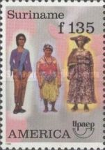 [America UPAEP - Traditional Costumes, Typ BMG]