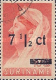 [Stamps of 1936 & 1941 Surcharged, Typ BO]