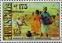 [The 125th Anniversary of the Indian Hindustani Immigration, Typ BPN]