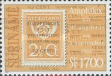 [International Stamp Exhibition AMPHILEX 2002, Amsterdam, Netherlands, Typ BWD]