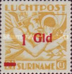 [Airmail - Surcharged, Typ CA]