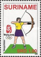 [Olympic Games - Beijing, China, type CJR]