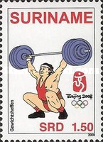 [Olympic Games - Beijing, China, type CJS]