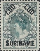 [Netherlands Postage Stamps Surcharged & Overprinted