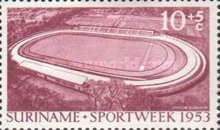[Airmail - Sports Week, Typ RL]
