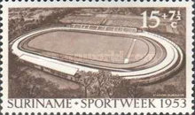 [Airmail - Sports Week, Typ RL1]