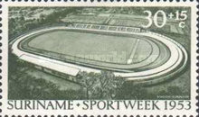 [Airmail - Sports Week, Typ RL2]