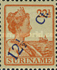[Issue of 1913 Surcharged, Typ W13]