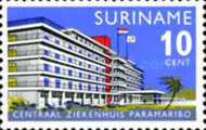 [Opening of Central Hospital, Paramaribo, Typ WK]
