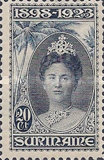 [The 25th Anniversary of Queen Wilhelmina's Accession, Typ Y2]
