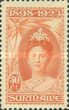 [The 25th Anniversary of Queen Wilhelmina's Accession, Typ Y3]