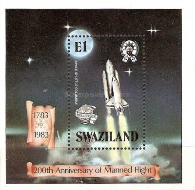 [The 200th Anniversary of Manned Flight, type ]