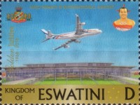 [Kingdom of Eswatini - The 50th Anniversary of Independence & the 50th Anniversary of the Birth of King Mswati III, Typ AAD]