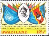 [Admission of Swaziland to the United Nations, type CD]