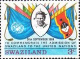 [Admission of Swaziland to the United Nations, type CD1]