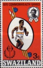 [The 9th Commonwealth Games, Edinburgh, type CF]