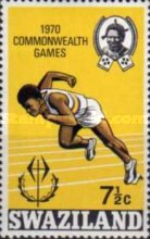 [The 9th Commonwealth Games, Edinburgh, type CG]