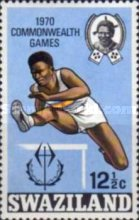 [The 9th Commonwealth Games, Edinburgh, type CH]