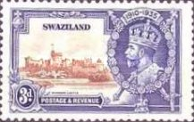 [The 25th Anniversary of the Reign of King George V, type D2]