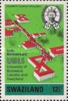 [University of Botswana, Lesotho and Swaziland, type DI]