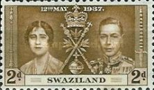 [Coronation of King George V and Queen Elizabeth, type E1]