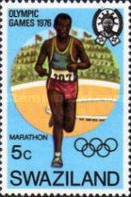 [Olympic Games - Montreal, Canada, type ET]
