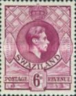 [King George VI, type F14]