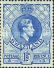 [King George VI, type F4]
