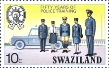 [The 50th Anniversary of Police Training, type FK]