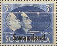 [South Africa Postage Stamps Overprinted