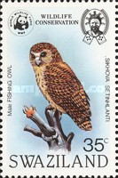 [Wildlife Conservation - African Fishing Owl, type KJ]